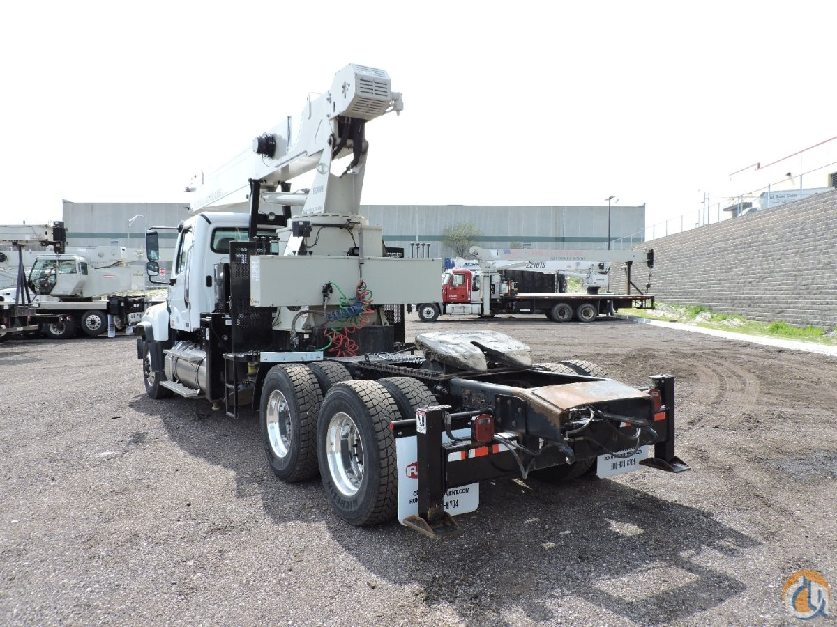 National Crane 680HTM 2018 Freightliner 114SD Crane for Sale in Hodgkins Illinois on CraneNetwork.com