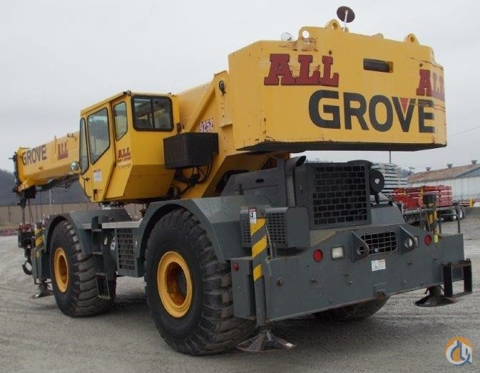 Grove RT760E For Sale Crane for Sale in Nitro West Virginia on CraneNetwork.com