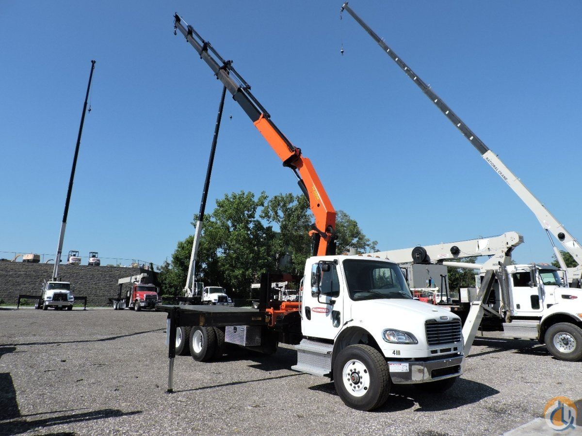 Palfinger PK21502 unmounted radio remotes Crane for Sale in Hodgkins Illinois on CraneNetwork.com