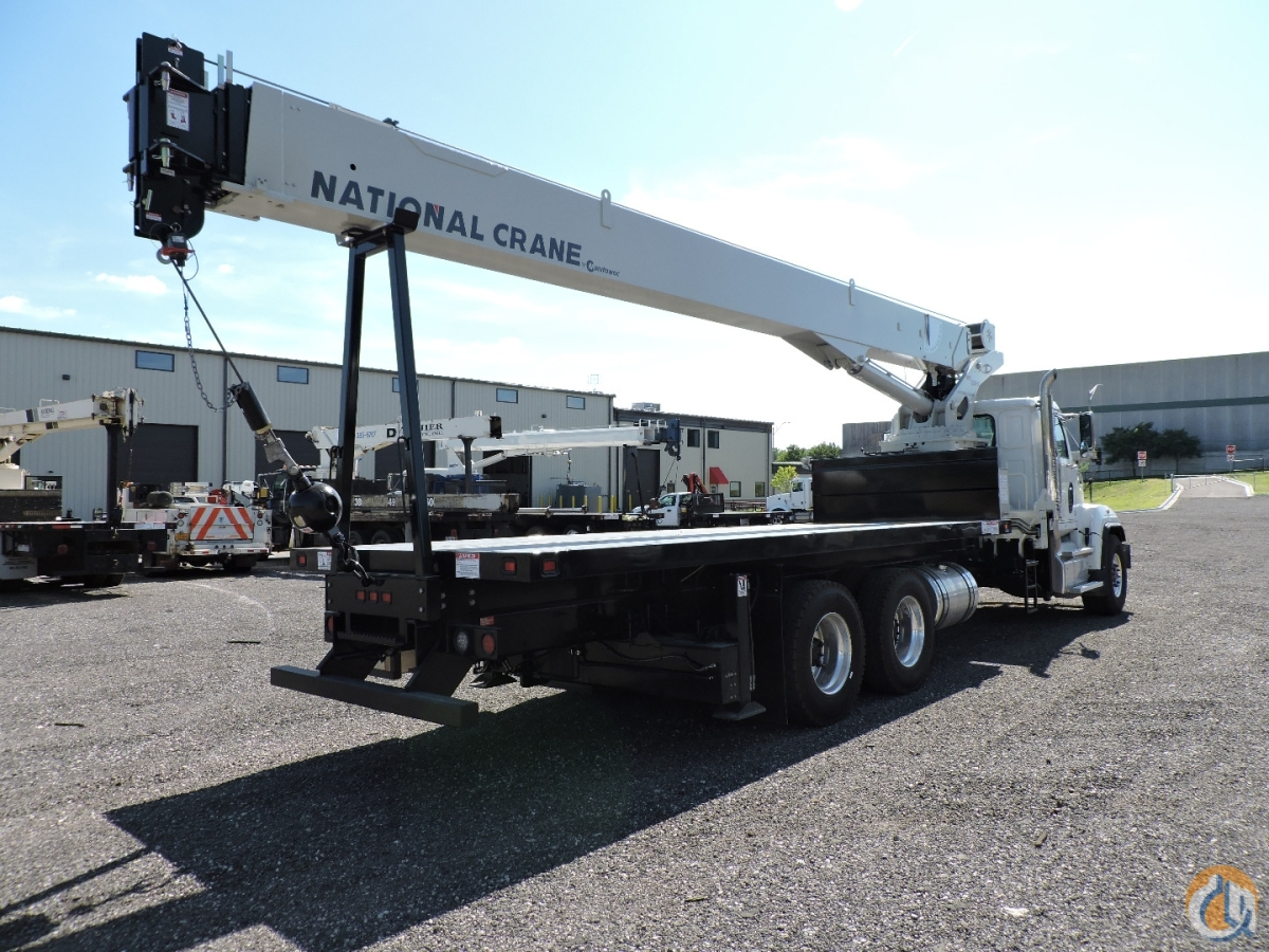 NBT30H-2 monting on 2020 Western Star 4700SF Crane for Sale in Hodgkins Illinois on CraneNetwork.com
