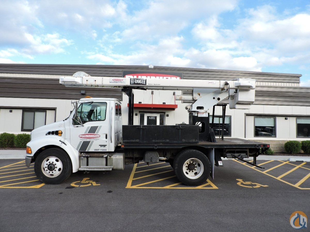 1998 Terex SC42 Crane for Sale or Rent in Hodgkins Illinois on CraneNetwork.com