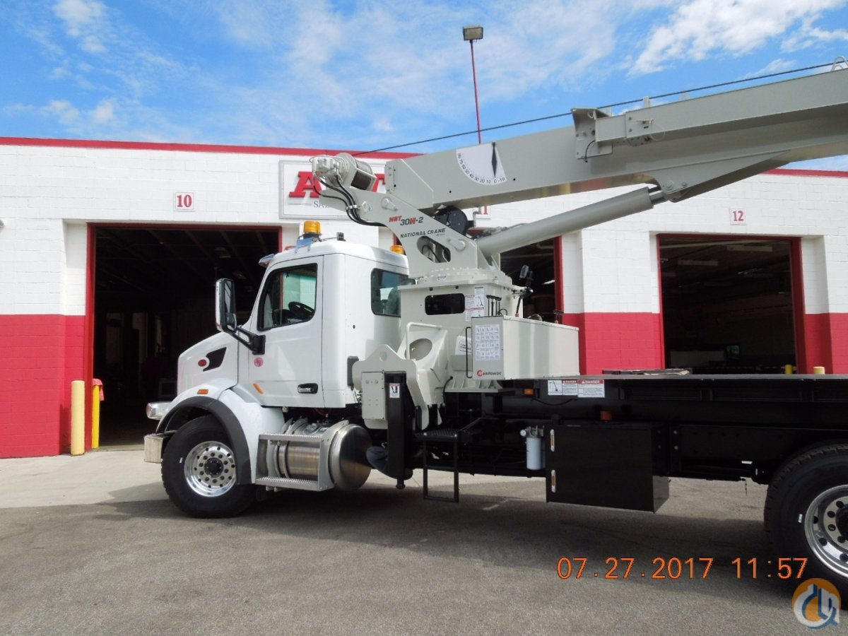 2018 National NBT30H-2 Crane for Sale in Cleveland Ohio on CraneNetwork.com