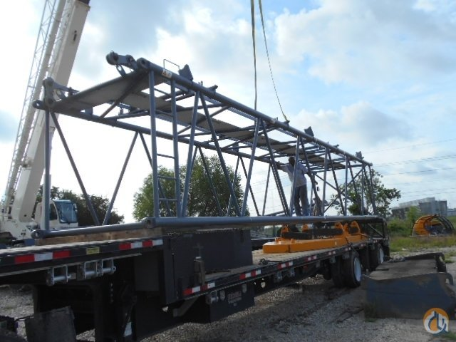 2011 Sany SCC8200 Crane for Sale or Rent in Lake Charles Louisiana on CraneNetworkcom