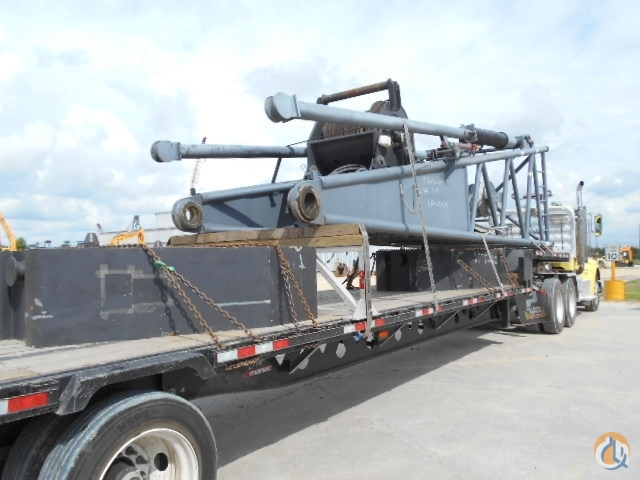 2011 Sany SCC8200 Crane for Sale or Rent in Houston Texas on CraneNetwork.com