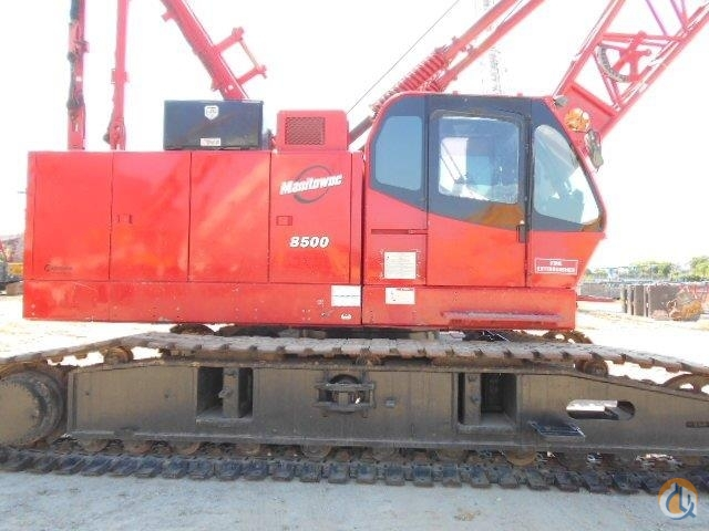Close to Houston and Galveston Ports Crane for Sale in Houston Texas on CraneNetworkcom