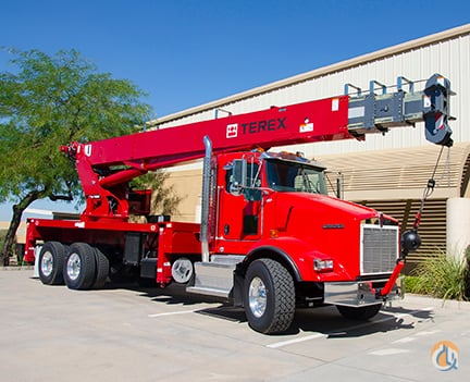 New 2016 Kenworth T800 w Terex RS70100 Crane for Sale or Rent in Phoenix Arizona on CraneNetwork.com