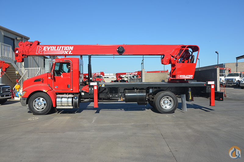 SPECIAL  New REVOLUTION XL Crane 102 tip height 129900.00 Crane for Sale in Phoenix Arizona on CraneNetwork.com