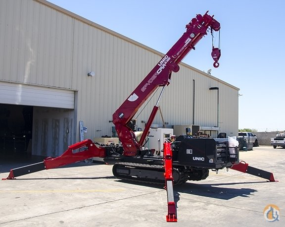 SPYDERCRANE URW706 - The largest mini-crawler available in North America Crane for Sale or Rent in Phoenix Arizona on CraneNetwork.com