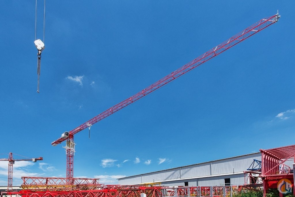 2019 WOLFFKRAN 7534.16 Crane for Sale on CraneNetwork.com