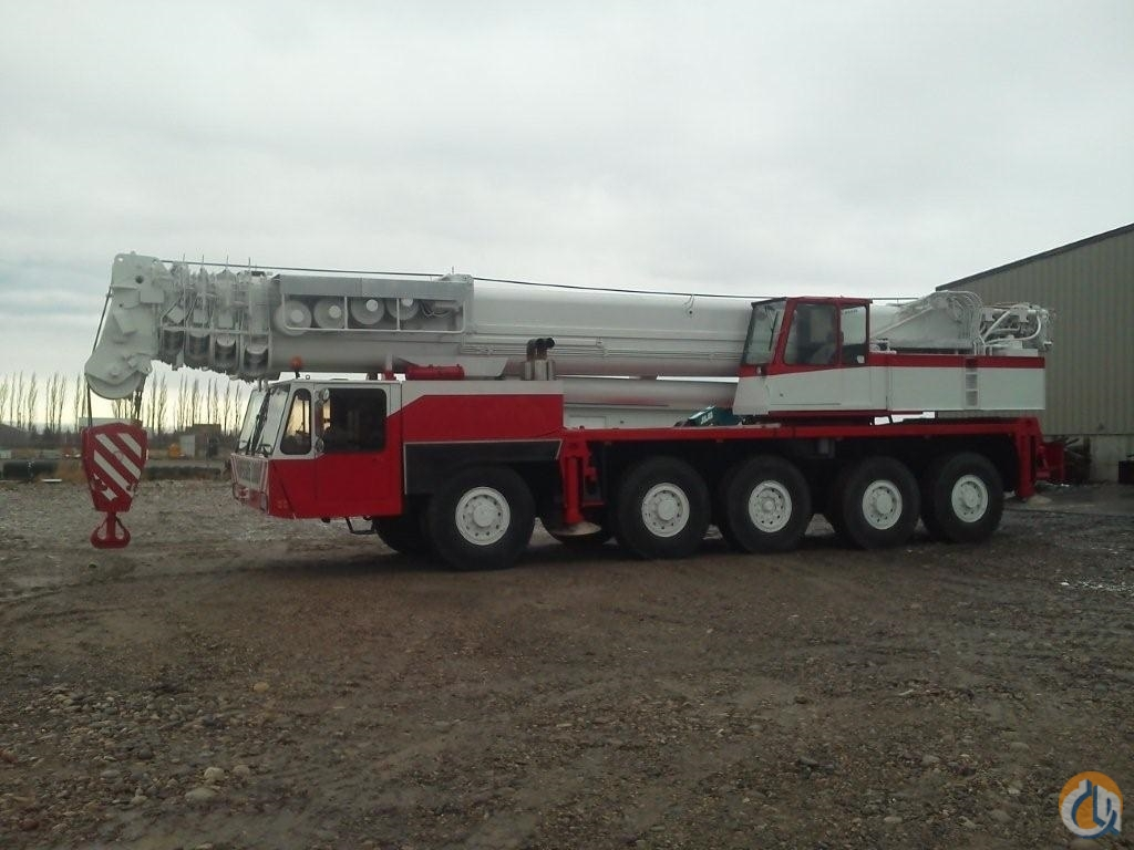 1991 Demag AC335 All Terrain Crane for Sale on CraneNetwork.com