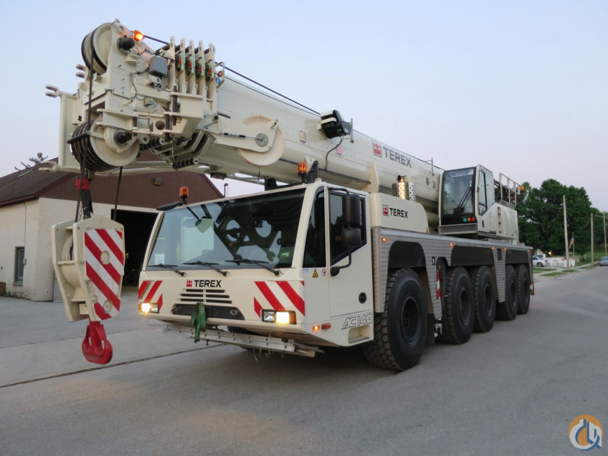 demag ac140 crane for sale on cranenetwork com rh cranenetwork com Demag Cranes & Components Demag Crane Parts and Functions