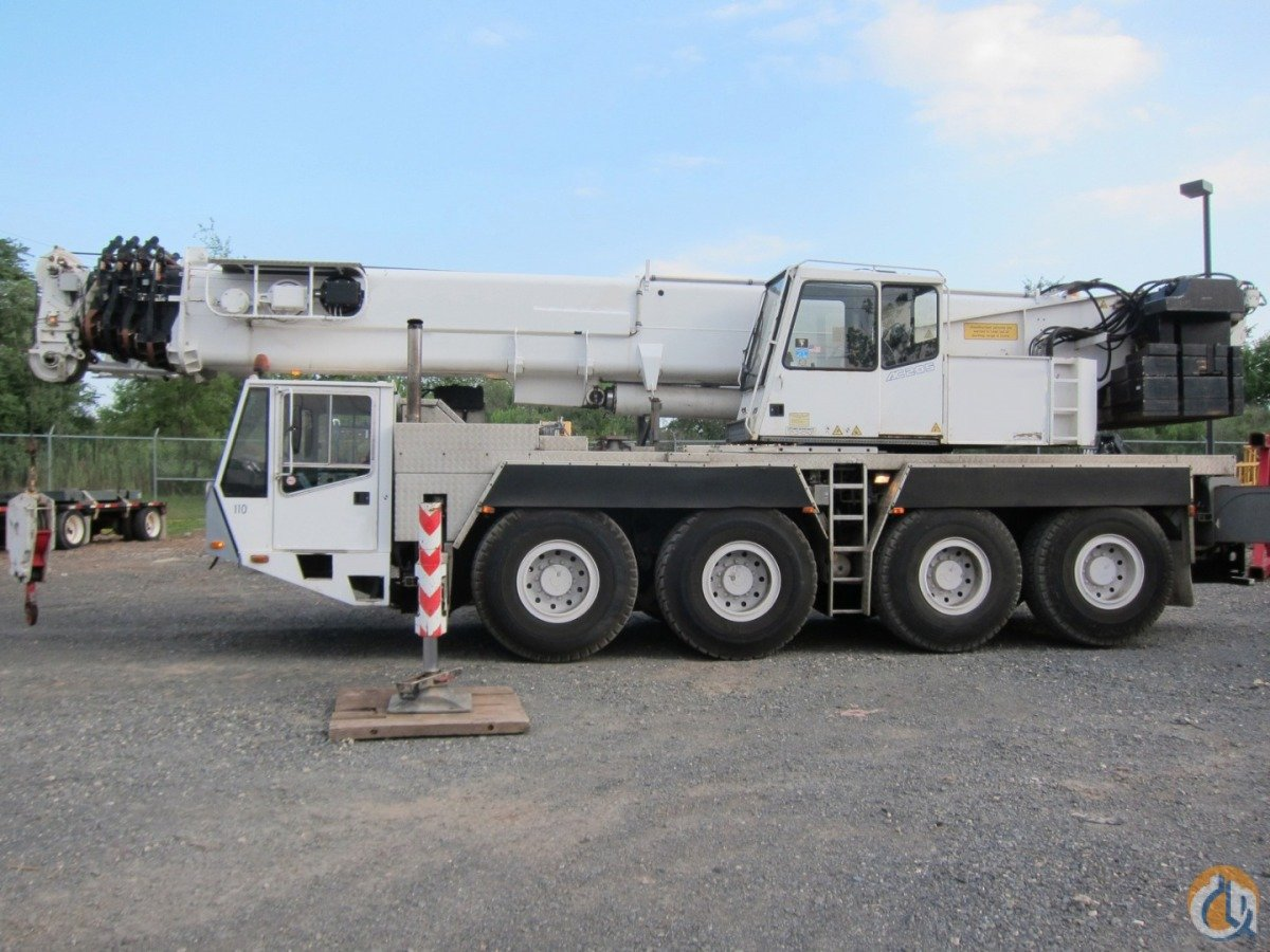 DEMAG 100 TON WITH 164 FEET BOOM   JIB Crane for Sale in New York New York on CraneNetwork.com