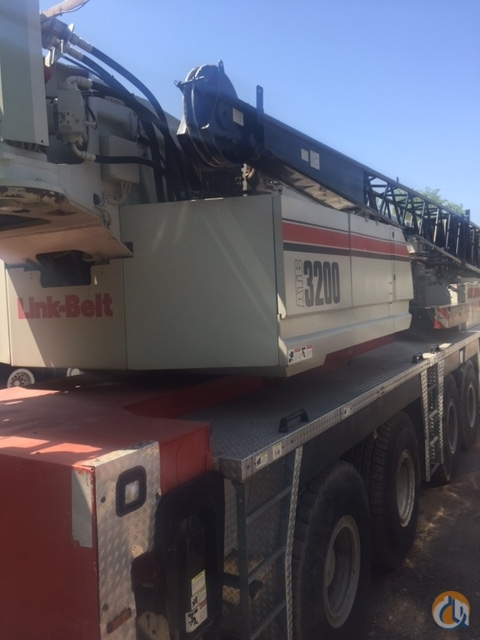 2008 LinkBelt ATC 3200 Crane for Sale on CraneNetwork.com