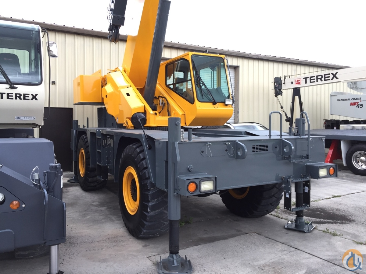 2008 GROVE RT530E-2 Crane for Sale in Fort Pierce Florida on CraneNetwork.com