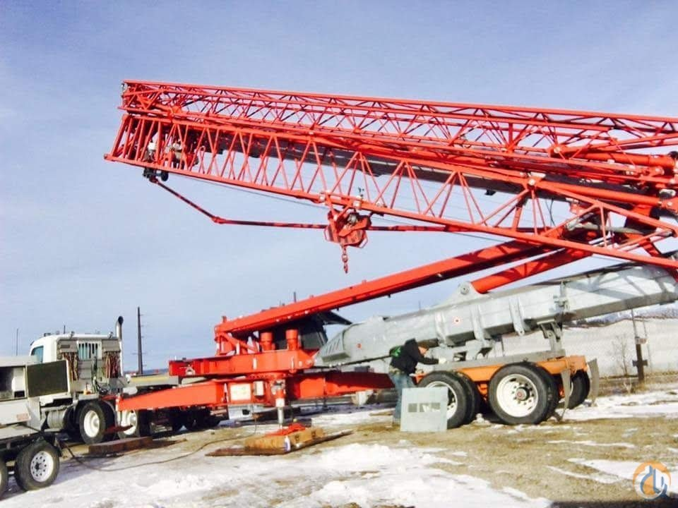 2017 Potain Hup 40-30 Crane for Sale in McCall Idaho on CraneNetwork.com
