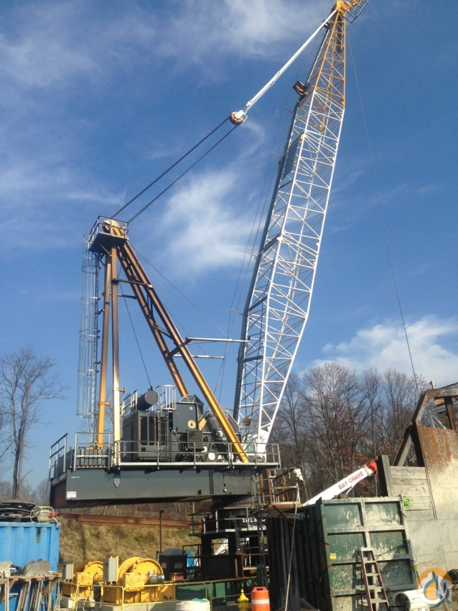 2007 Favelle Favco M760D Crane for Sale in Newark New Jersey on CraneNetwork.com