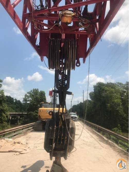 2004 MANITOWOC 777 Crane for Sale in Houston Texas on CraneNetwork.com
