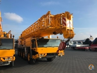 Tadano- Faun ATF 110 G-5 2015 130 ton US Crane for Sale in Antwerp Flanders on CraneNetwork.com