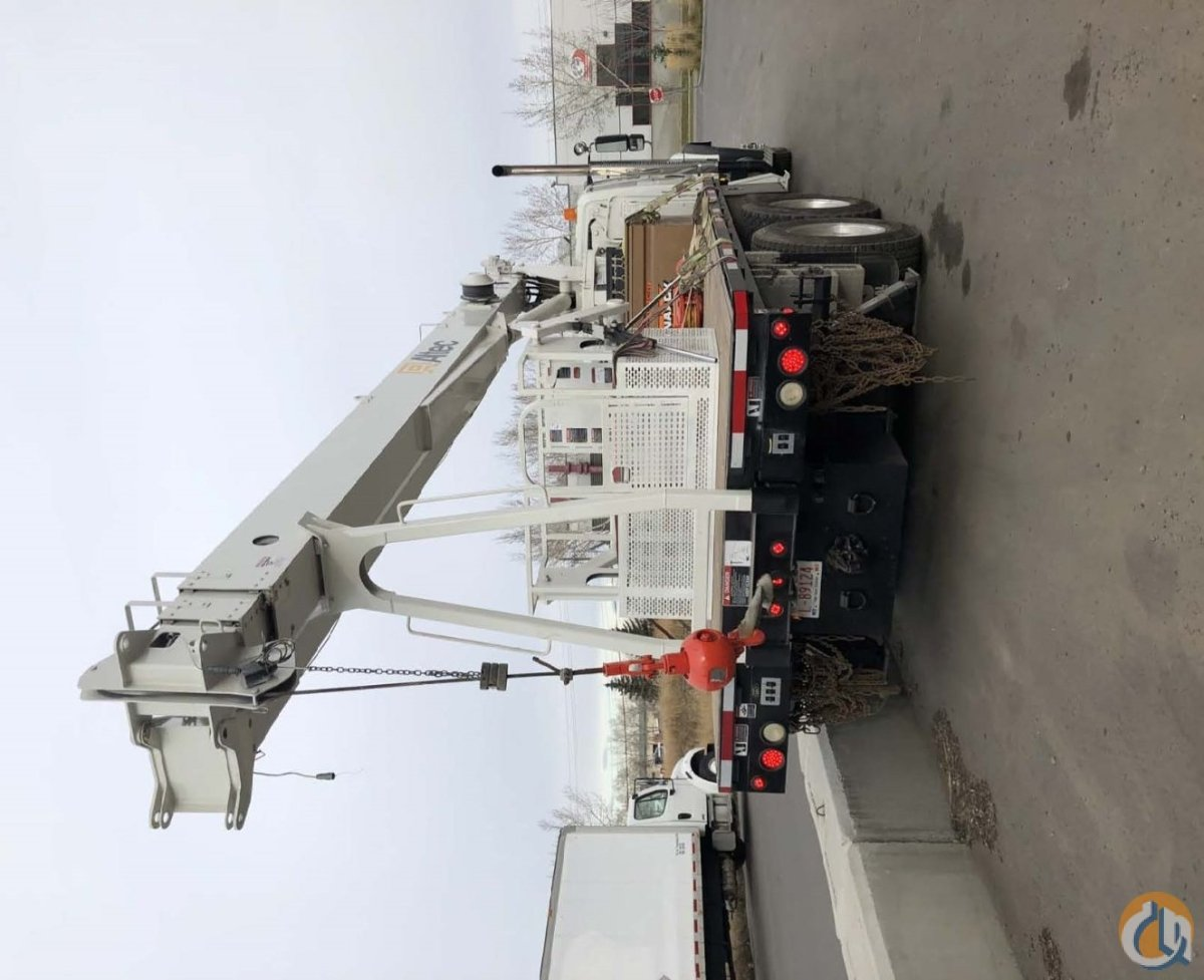 Sold ALTEC AC18-70B WITH 24 - 40 JIB Crane for  on CraneNetwork.com