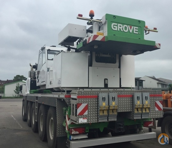 2015 GMK 5165 -2 Crane for Sale in Houston Texas on CraneNetwork.com