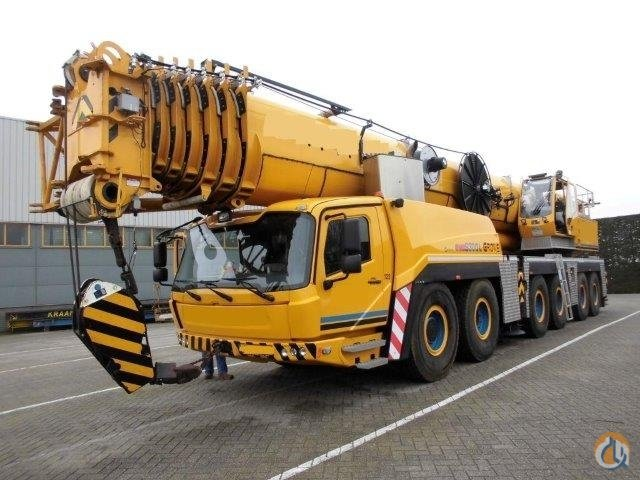 2014 Grove GMK 6350L Crane for Sale in Houston Texas on CraneNetwork.com