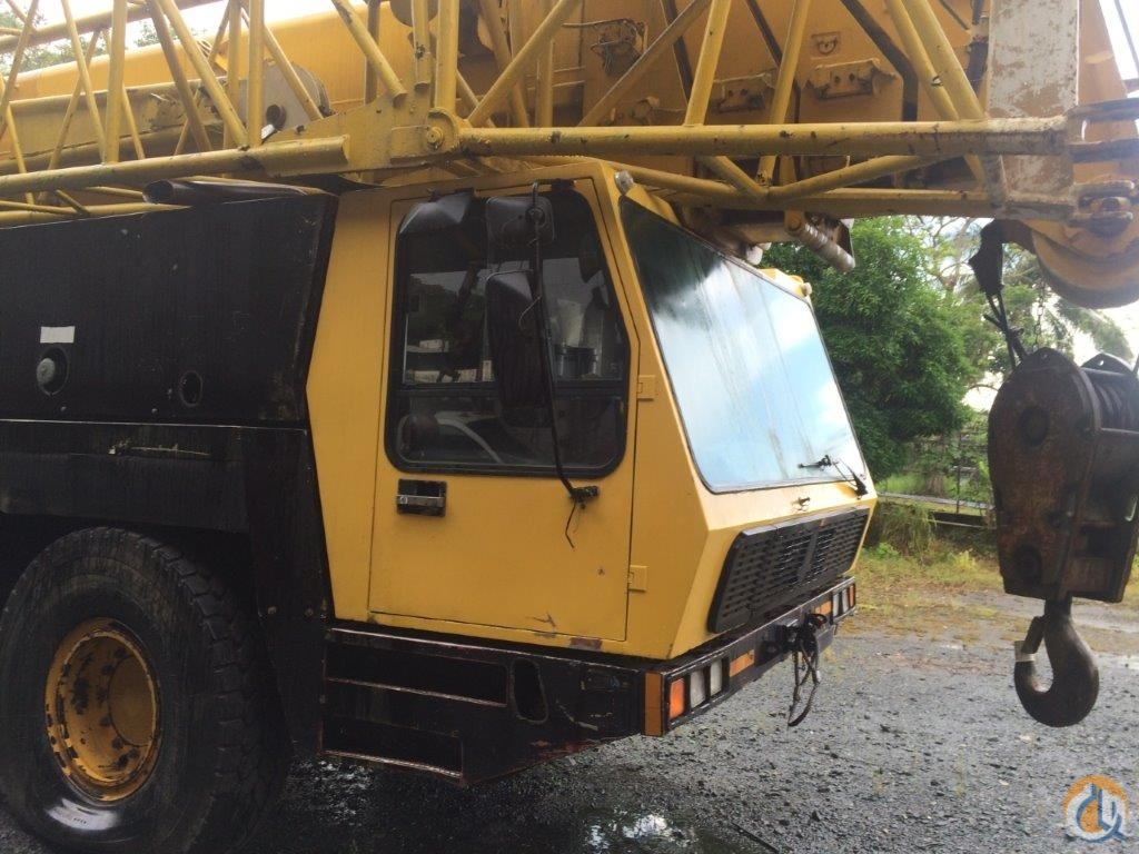 1996 GROVE GMK 5160 ALL TERRAIN CRANE 160TON Crane for Sale on CraneNetworkcom