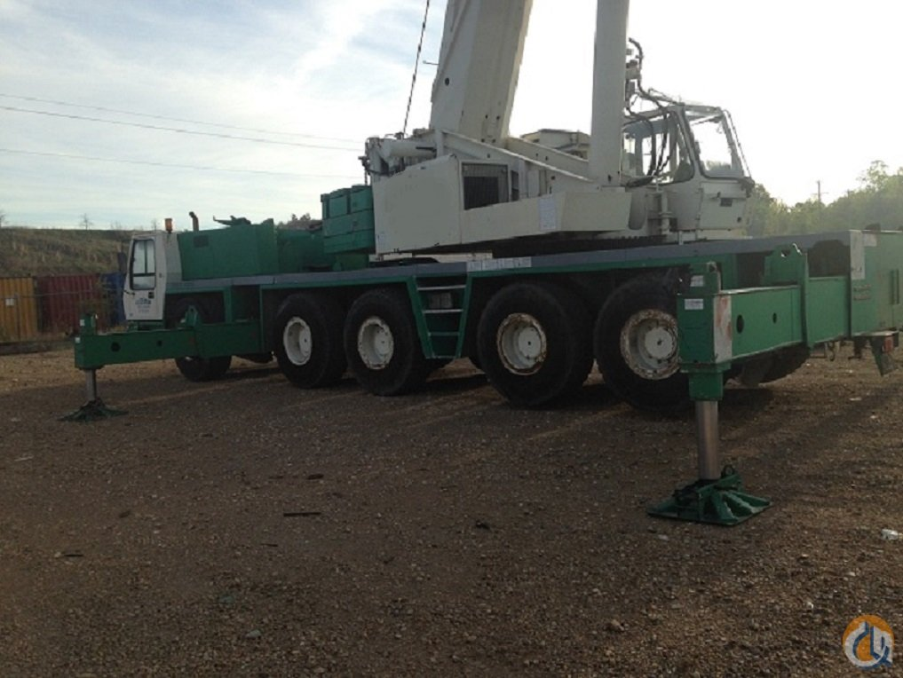 1997 GROVE GMK 5160  MUST SELL ASAP CALL FOR SPECIAL PRICE Crane for Sale on CraneNetworkcom