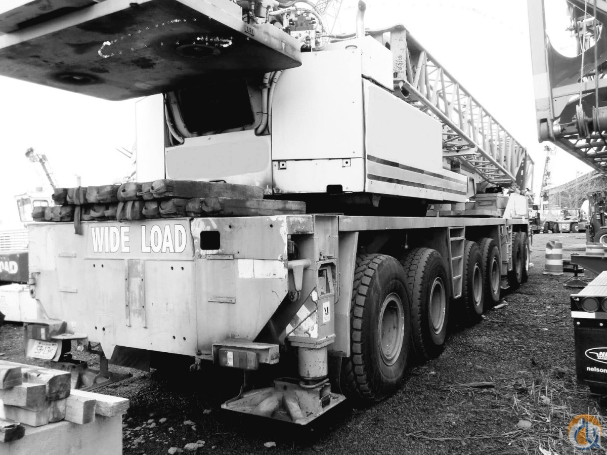Sold 2000 Grove GMK 6220 CAPACITY 220 METRIC TON Crane for  on CraneNetwork.com