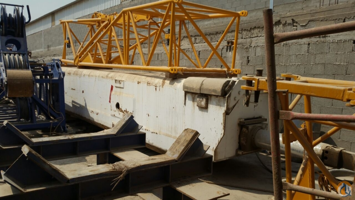 Sold 1990 KRUPP 600 GMT  ALL TERRAIN 600 TON Crane for  in Dubai Dubai on CraneNetwork.com
