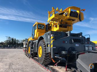 New Grove GRT 880E 2019 Model Year Crane for Sale in Cleveland Ohio on CraneNetwork.com