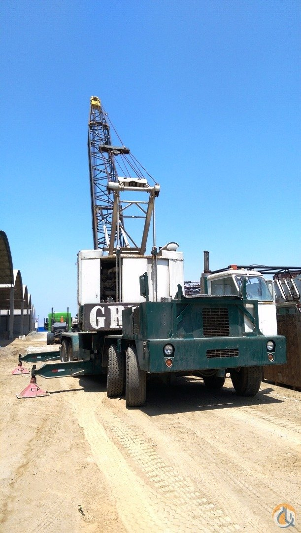 1980 PH 670-TC Crane for Sale on CraneNetwork.com