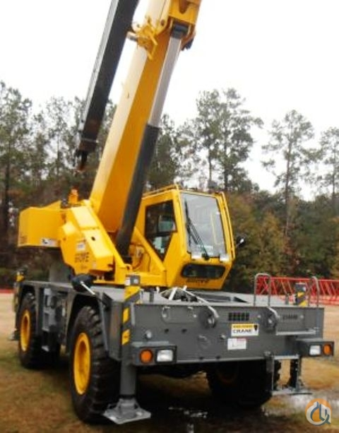 2014 GROVE RT530E-2 Crane for Sale in St. Augustine Florida on CraneNetwork.com