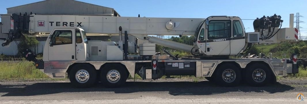 2018 TEREX T560 Crane for Sale in North Syracuse New York on CraneNetwork.com