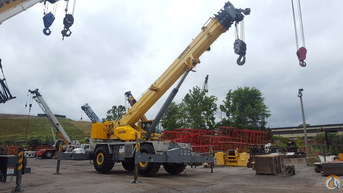 2004 Grove RT9130E Crane for Sale in Cleveland Ohio on CraneNetwork.com
