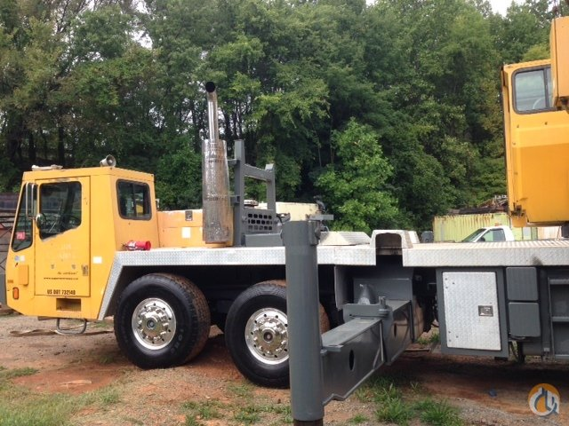 1998 Grove TM870 Crane for Sale in Charlotte North Carolina on CraneNetwork.com
