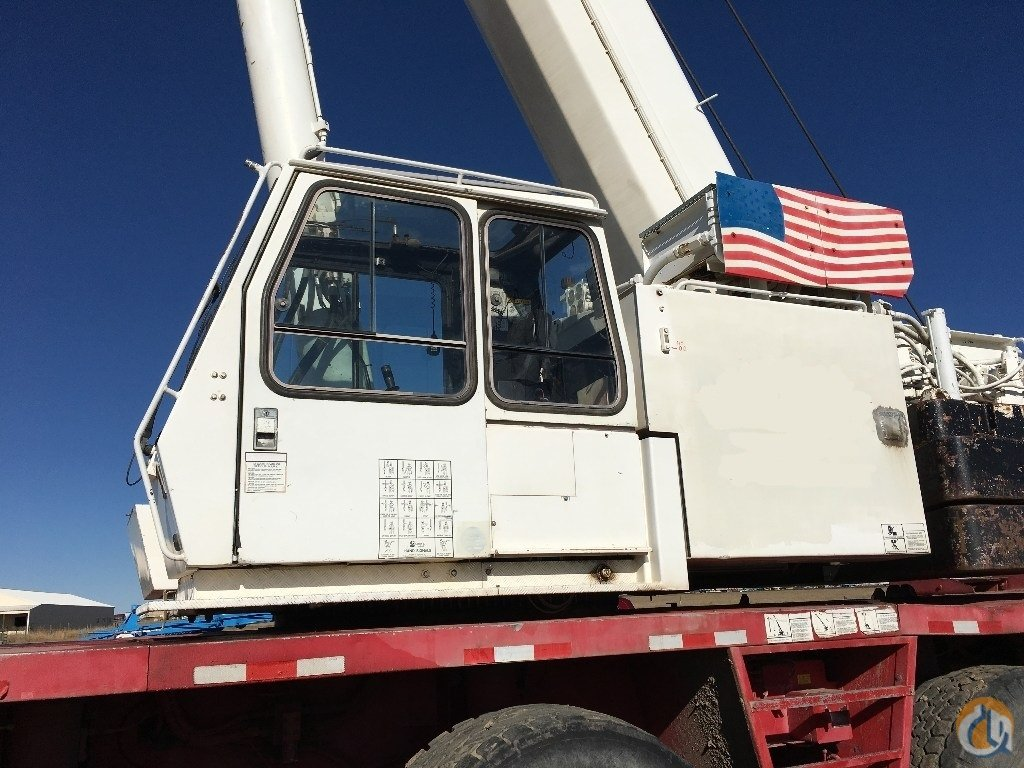 1996 Grove GMK5110-1 All Terrain Crane for Sale on CraneNetwork.com