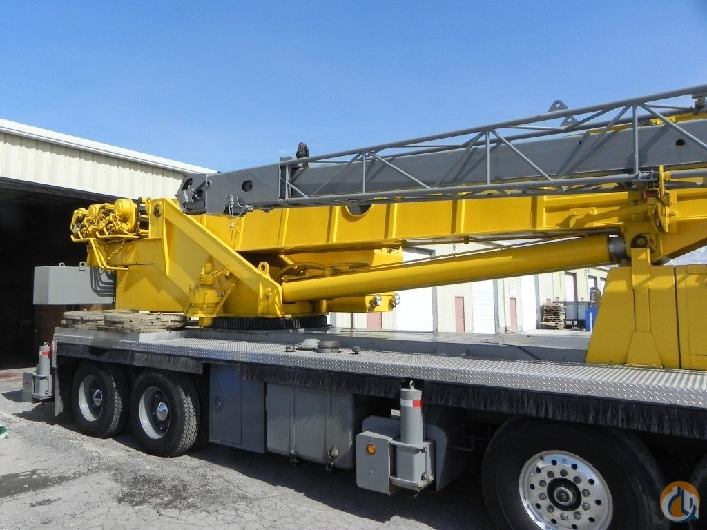 1988 Grove TMS760 Hydraulic Truck Crane for Sale on CraneNetworkcom