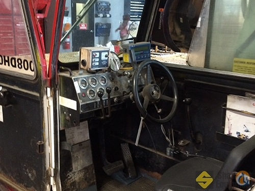 1985 Grove AP308 Crane for Sale in Halifax Nova Scotia on CraneNetworkcom