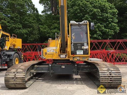 2017 Grove GHC55 Crane for Sale in Manchester Connecticut on CraneNetwork.com