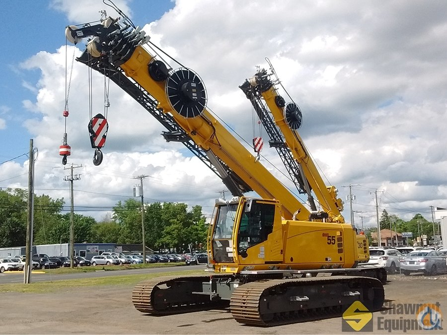 2019 Grove GHC55 Crane for Sale in Easton Massachusetts on CraneNetwork.com