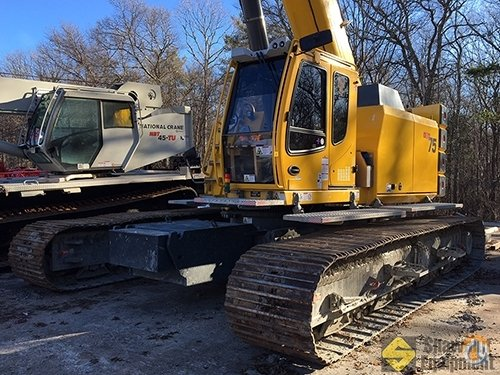 2016 Grove GHC75 Crane for Sale in Easton Massachusetts on CraneNetwork.com