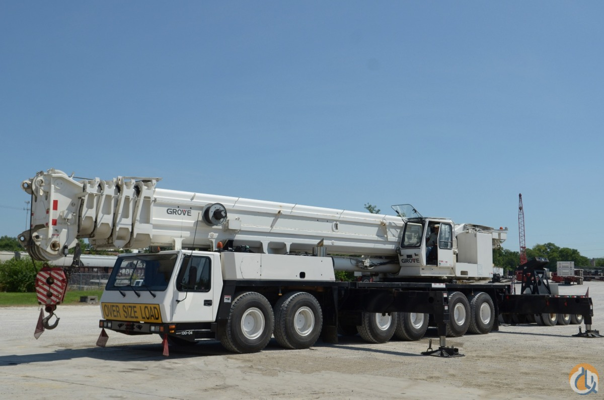 300 TON WITH LUFFING JIB CUMMINS ENGINES Crane for Sale on CraneNetwork.com