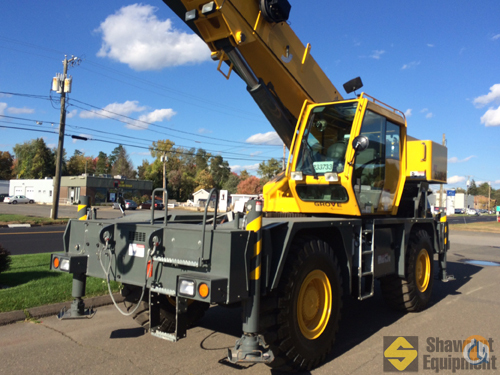 2013 Grove RT530E-2 Crane for Sale in Easton Massachusetts on CraneNetwork.com