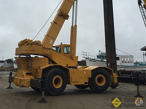 Grove RT745 Rough Terrain Cranes Crane for Sale 1988 Grove RT745 in Halifax  Nova Scotia  Canada 218270 CraneNetwork