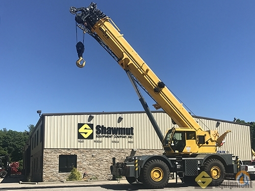 2011 Grove RT890E Crane for Sale in Easton Massachusetts on CraneNetworkcom
