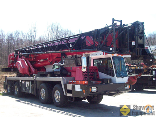 2000 Grove TMS750E Crane for Sale on CraneNetwork.com