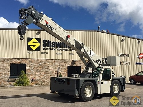 2016 Grove YB5520 Crane for Sale in Manchester Connecticut on CraneNetwork.com