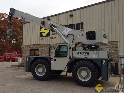2015 Grove YB7725 Crane for Sale in Easton Massachusetts on CraneNetwork.com