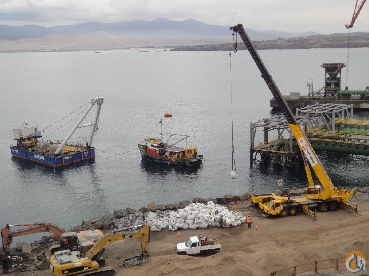 1998 LINK-BELT HTC-11100 Crane for Sale in Antofagasta Antofagasta Region on CraneNetwork.com