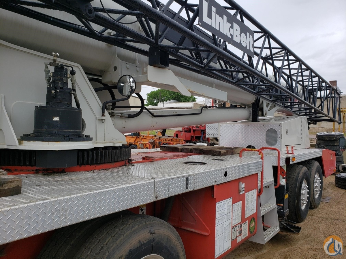 2009 LINK-BELT HTC-8690 Crane for Sale in North Syracuse New York on CraneNetwork.com